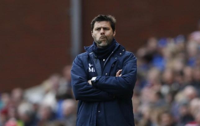 Football: Tottenham manager Mauricio Pochettino Carl Recine/Reuters