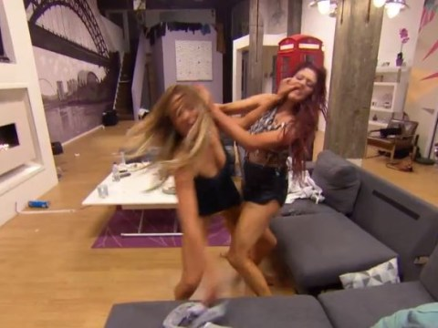 Geordie Shore season 10: Charlotte Crosby and Chloe Etherington have a full blown fist fight