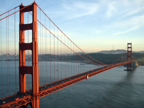 British tourist fighting for his life after being stabbed in head in San Francisco robbery
