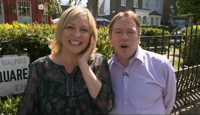 Adam Woodyatt has revealed some EastEnders live episode secrets and they will blow your mind