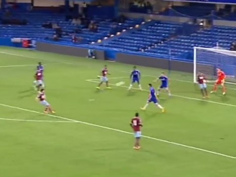 West Ham United's Josh Cullen hit stunning stoppage-time goal to deny Chelsea Under-21s Premier League title