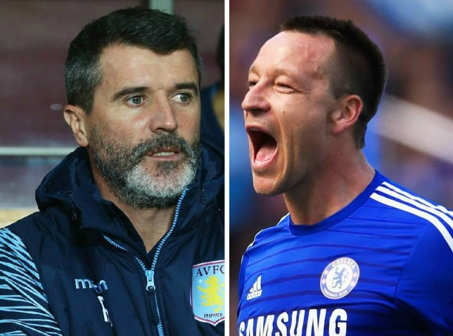 John Terry has equalled Roy Keane's record (Pictures: Getty Images)