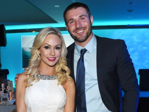 Kristina Rihanoff has some strong words for the nation over her relationship with Ben Cohen