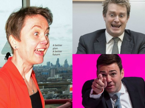 Here are the contenders for the next leader of the Labour Party