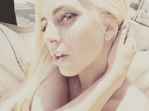 Lady Gaga posts 'horny' selfies as she reveals her new look