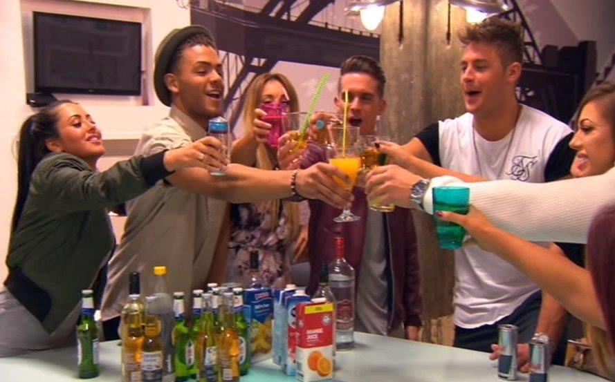 Geordie Shore (Picture: MTV)