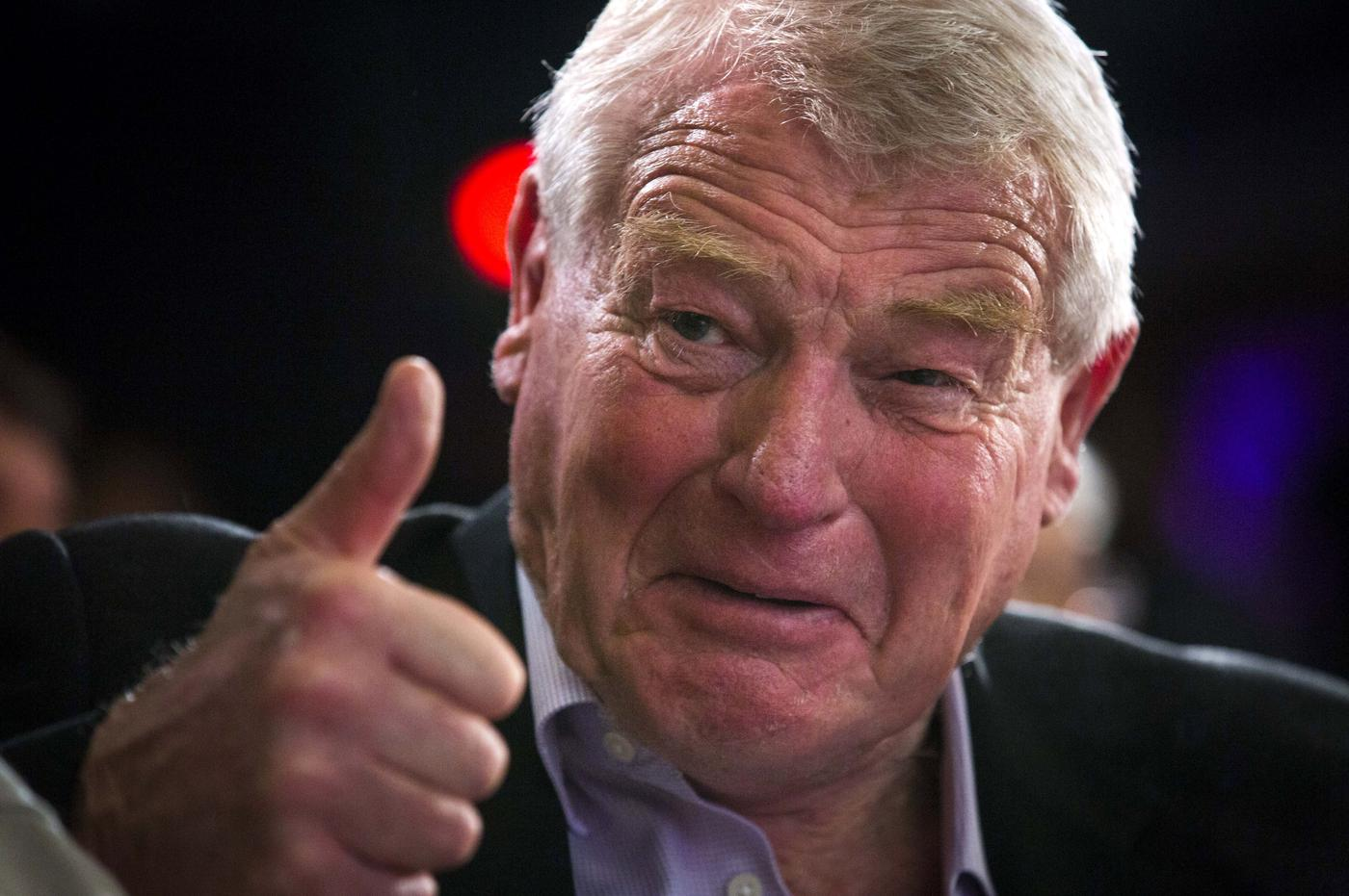 'If this exit poll is correct I'll eat my hat': Paddy Ashdown rejects projected Lib Dem losses