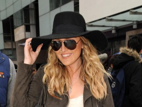 Perrie Edwards admits she farts in front of Zayn Malik