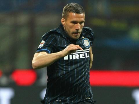 Newcastle 'ready to sign Arsenal's Lukas Podolski in SHOCK transfer'