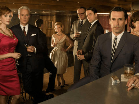 Twitter had a lot to say about the final EVER episode of Mad Men
