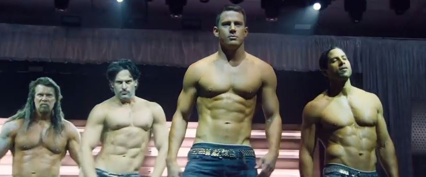 Ladies and gentlemen, the Magic Mike XXL trailer has landed and Channing Tatum wants everyone to see his six-pack