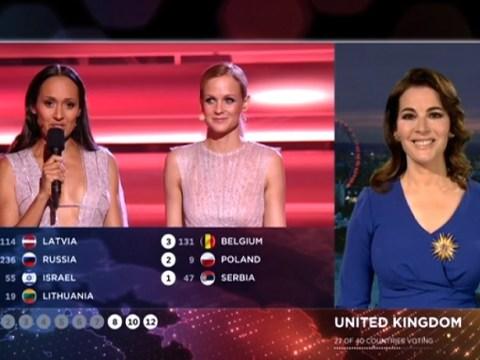 Eurovision 2015: Was Nigella Lawson more impressive than Electro Velvet?