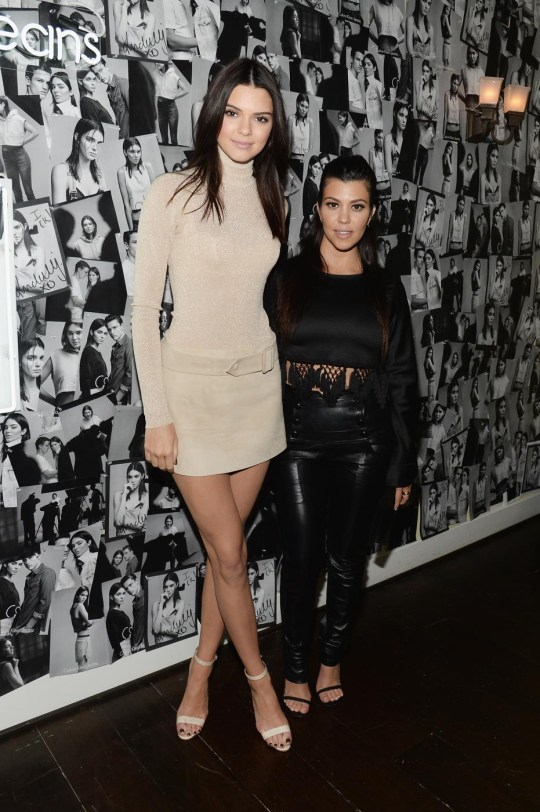 Kendall Jenner And Kylie Jenner Height Difference Famous Person They split in october breaking all our hearts. kendall jenner and kylie jenner height