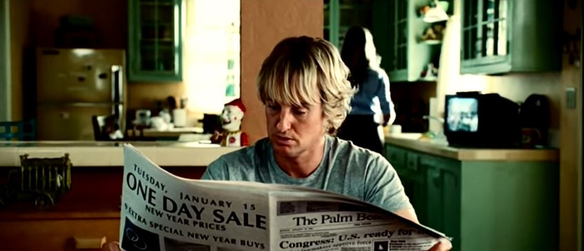 Anyone else ever noticed how often Owen Wilson says 'wow'?