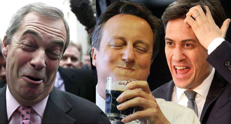 Still don't know who to vote for in the general election 2015? These quizzes can help
