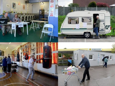 11 strangest General Election polling stations people will be voting at in 2015
