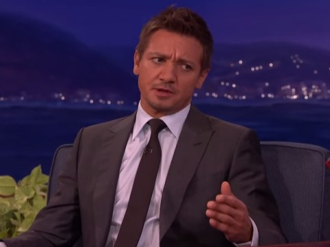 Jeremy Renner is totally sorry-not-sorry about the whole Black Widow 'slut-shaming' thing