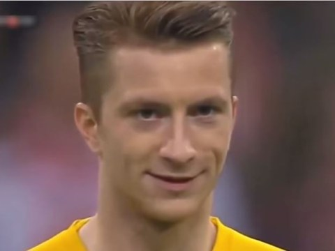 Marco Reus and Robert Lewandowski share sweet moment before Borussia Dortmund's win over Bayern Munich