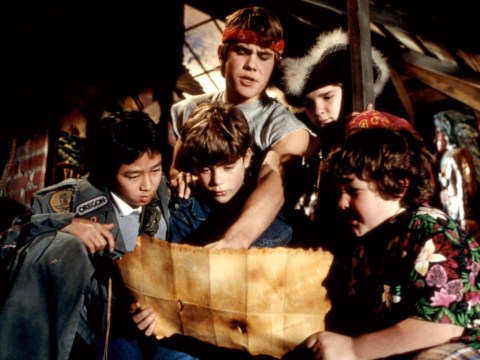 A new immersive theatre experience is being planned which will let you become one of the Goonies