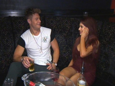 New Geordie Shore couple alert! Scotty T is BACK and he's missed Chloe Etherington…
