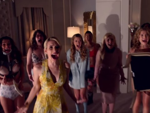 'There's a serial killer on the loose': Check out the trailer for new horror show Scream Queens