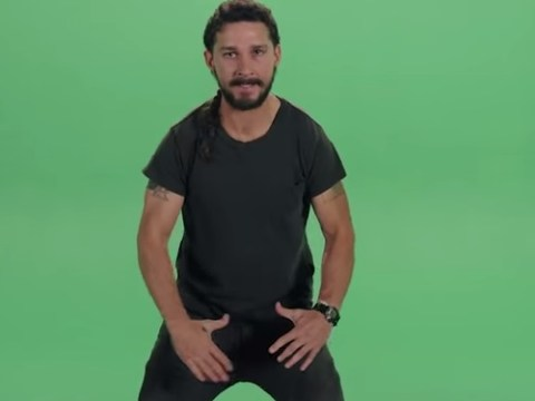 Shia LaBeouf's motivational speech is one of the most intense things we've ever seen