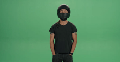 Uh oh Shia LaBeouf is making art again – but this time it's actually pretty good