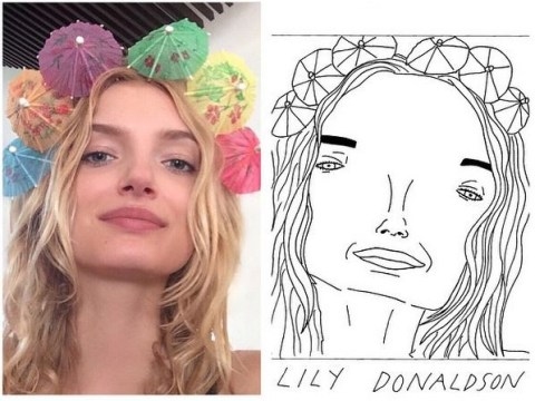Badly Drawn Models: When art is so bad it's good