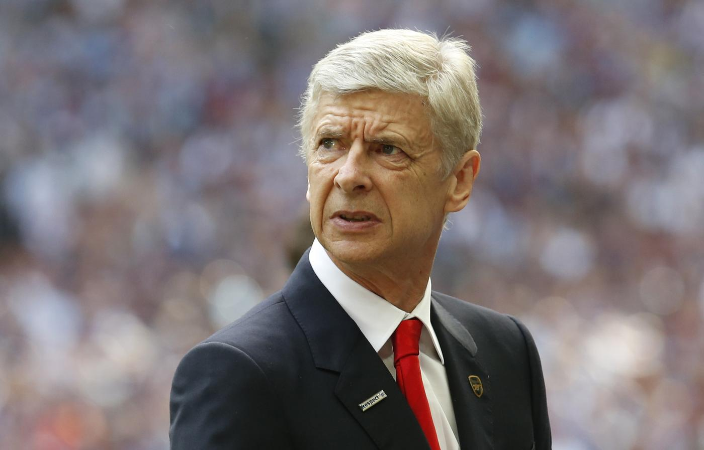 Arsene Wenger believes his side are primed for a title challenge (Picture:Reuters)