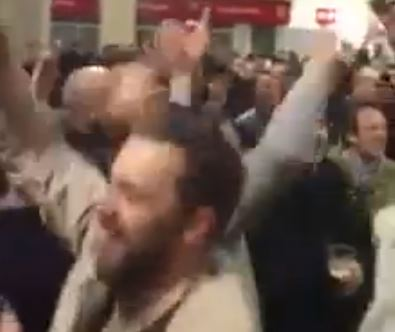 Tottenham fans finally snap during Stoke defeat, chant 'we're f****** s***'