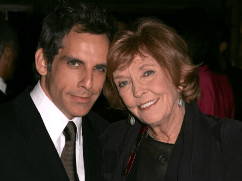 Ben Stiller says thank you after tributes pour in for late mother Anne Meara