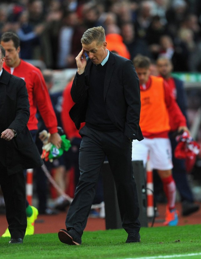 Stoke City v Swansea City - Premier League Stu Forster/Getty Images