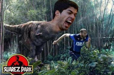 Twitter braces itself for Luis Suarez v Patrice Evra + Giorgio Chiellini as Juventus reach Champions League final