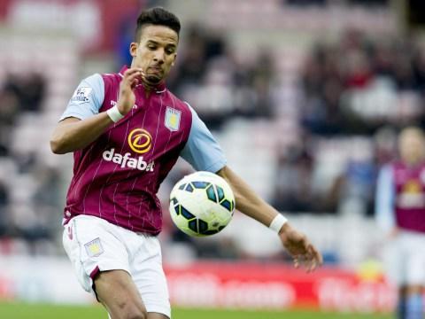 Aston Villa 'in talks to seal £3million Scott Sinclair transfer from Manchester City'