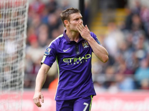 Manchester United 'join race to sign Manchester City midfielder James Milner on a free transfer'