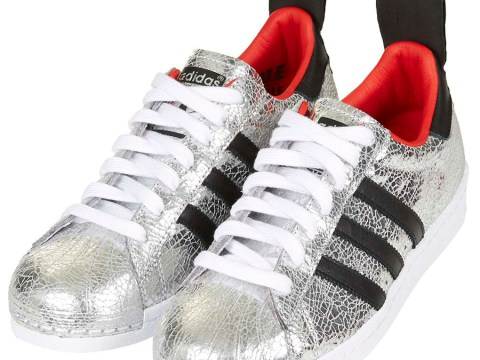 You need these new Topshop for Adidas trainers in your life