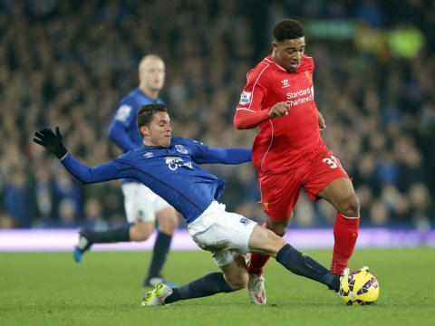 Liverpool 'agree five-year contract with Jordon Ibe to avoid transfer away from Anfield'