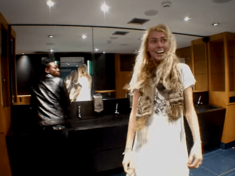 Vue cinema goers have the living tish scared out of them thanks to promotional Poltergeist toilet pranks