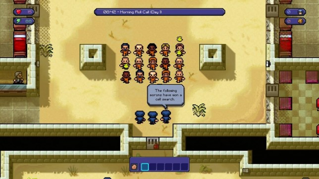 The Escapists PS4 review + Alcatraz DLC – break time | Metro