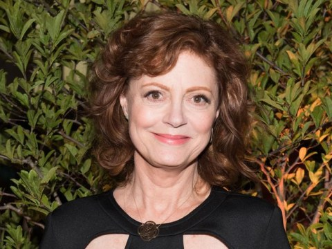 Susan Sarandon thinks smoking weed has done wonders for her career