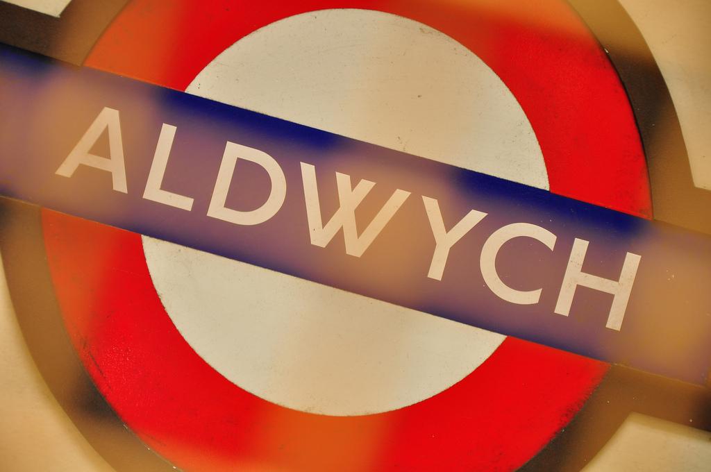 Aldwych ghost tube station