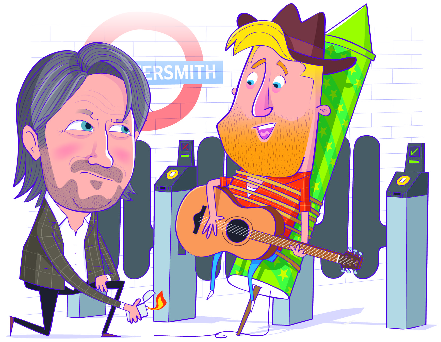 Richard Herring: Honestly, no thank you for the music