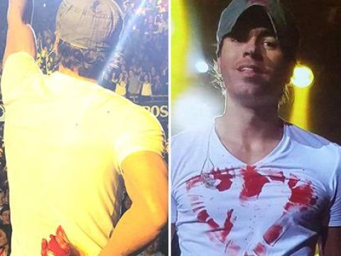 Enrique Iglesias assures fans he's 'getting the help he needs' after being airlifted to hospital mid-concert