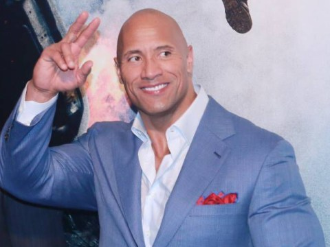Is Dwayne Johnson planning on running for President of the United States?