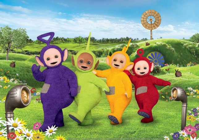 """Embargoed to 0001 Wednesday June 3 Undated handout photo issued by DHX Worldwide Limited of the new Teletubbies, which have been revealed as the classic show is returning, almost 20 years after Tinky Winky, Dipsy, Laa-Laa and Po made their debut. PRESS ASSOCIATION Photo. Issue date: Wednesday June 3, 2015. Now the creatures - famous for their Eh-oh! catchphrase - still have antennas on their heads but the TV screens have been replaced by """"21st century touch screen tummies"""". See PA story SHOWBIZ Teletubbies. Photo credit should read: DHX Worldwide Limited/PA Wire NOTE TO EDITORS: This handout photo may only be used in for editorial reporting purposes for the contemporaneous illustration of events, things or the people in the image or facts mentioned in the caption. Reuse of the picture may require further permission from the copyright holder."""