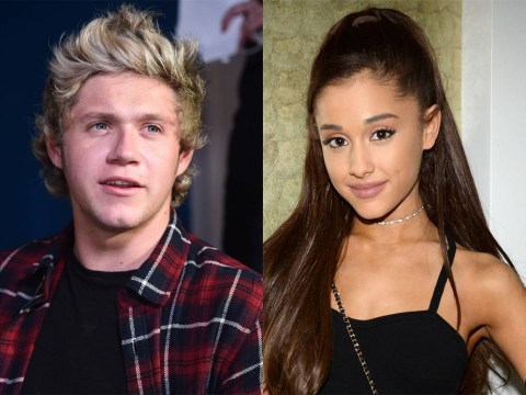 Ariana Grande slips out of Niall Horan's house at 3am, gets tongues wagging
