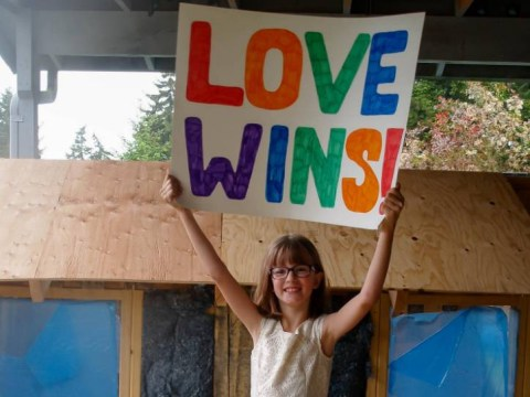 Inspirational 9-year-old girl is building mobile shelters for the homeless
