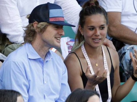 Game, set and love match for Owen Wilson? Zoolander star 'dating' 21-year-old college tennis star