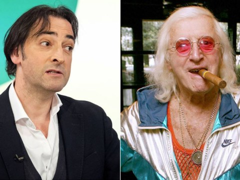 Alistair McGowan admits to doubts over playing Jimmy Savile in 'controversial' new play