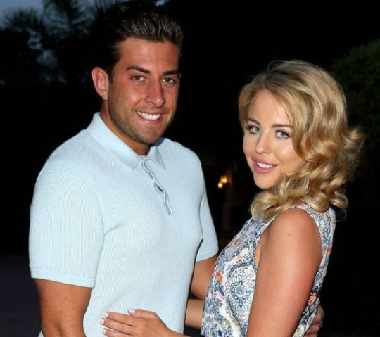 James Argent and Lydia Bright 'The Only Way Is Essex' in Marbella, Spain - 07 Jun 2015 - REX